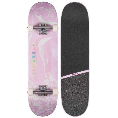 Impala Cosmos Skateboard Pink 8.25 x 32