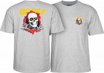 Powell Peralta Ripper T-shirt - Gray