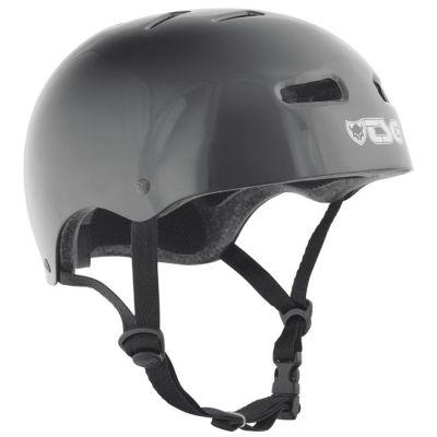 TSG Skate/BMX Hjelm Injected-Sort