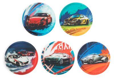 Ergobag Mærker/Patches Kletties Cars