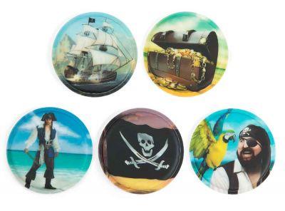 Ergobag Badges Kletties Pirates