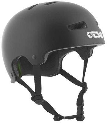 TSG Evolution Solid Color Satin Black