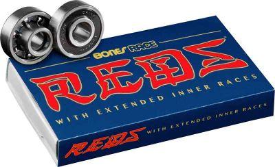 Bones Race Reds Kuglelejer 8-pak