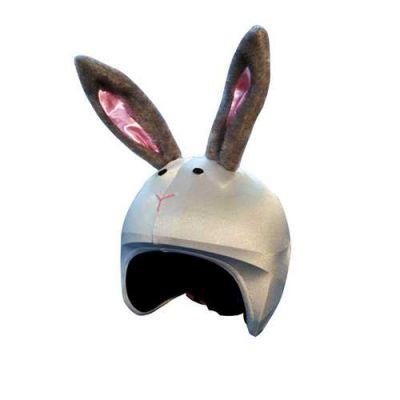 Coolcasc Hjelmovertræk Bunny