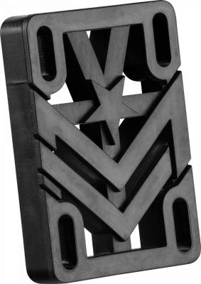 "Mini Logo .50"" Skateboard Rigid Riser klodser (2 pak)"