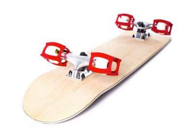 SkaterTrainer Rød V2