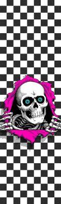 Powell Peralta Griptape 9 x 33 Ripper Checker