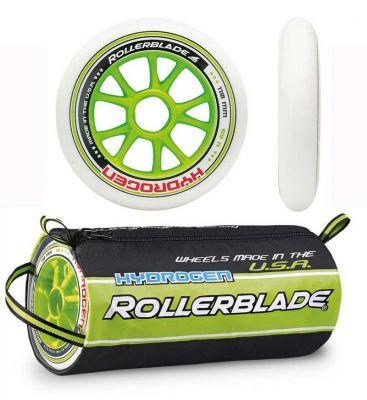 Rollerblade Hydrogen 8-Pak - 6x110mm + 2x100mm