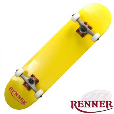 Renner Pro Series Skateboards Yellow 31 x 7.75