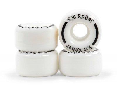 Rio Roller Coaster Rulleskøjtehjul Hvid