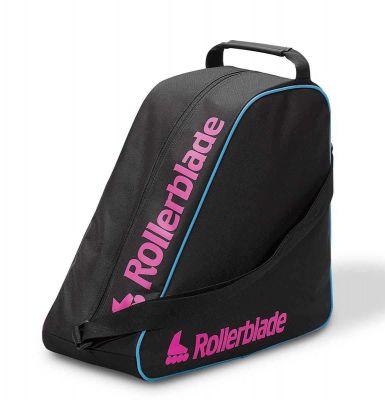 Rollerblade Skatebag Black Pink