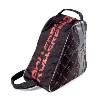 Rollerblade Skatebag for Inline Rollerskates Sort/Rød