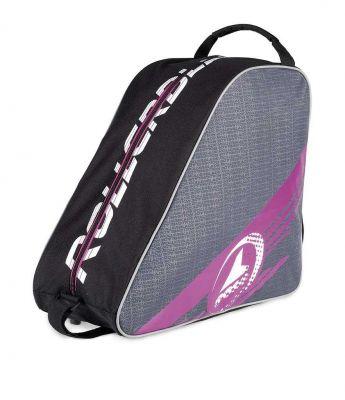 Rollerblade Skatebag Grey Purple