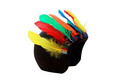 Coolcasc Hjelmovertræk Indianer