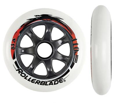 Rollerblade Hjul 8 X 110mm 84a - 8-Pak