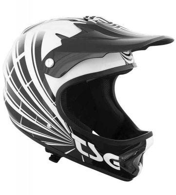 TSG Staten Fullface Skate/BMX Hjelm Tube