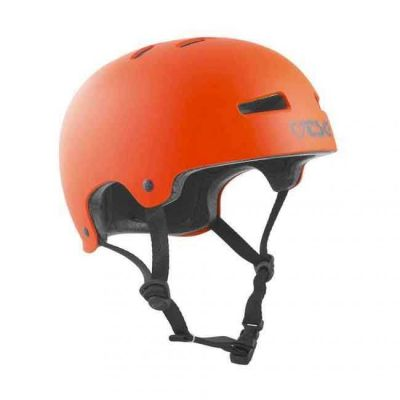 TSG Evolution Solid Color Satin Orange