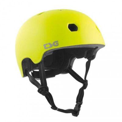 TSG Meta Solid Color Satin Acid Yellow