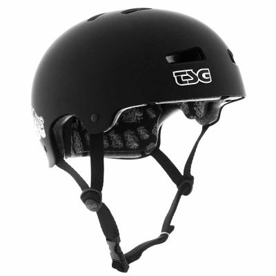 TSG Kraken Skate/BMX Hjelm Sort