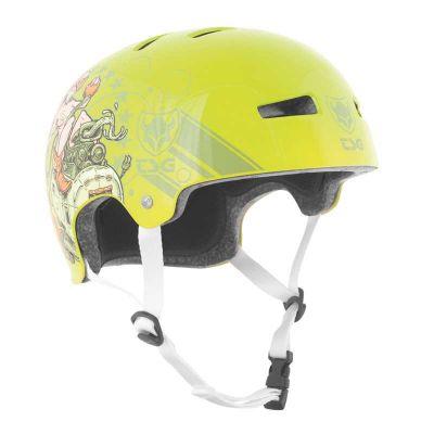 TSG Evolution Skate/BMX Hjelm Art Design Gasser