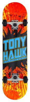 Tony Hawk SS 180 Skateboard Shatter Logo 7.75 x 31