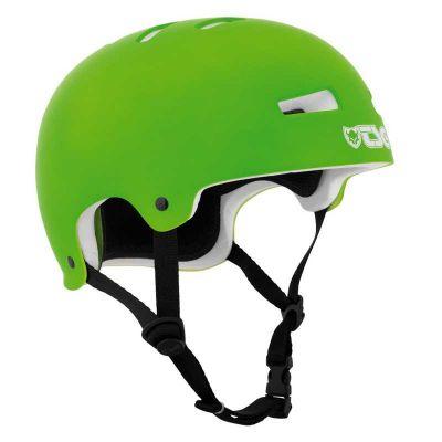 TSG Evolution Flat Lime Green