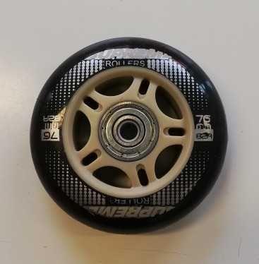 Rulleskøjtehjul til Venice Inliner Gold 1 stk.
