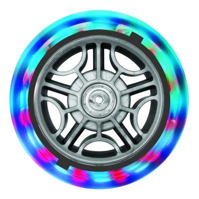 Globber 121mm LED Hjul til Globber Primo / Go Up 2-pak