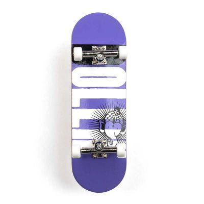 Bollie Logo New Purple Fingerboard