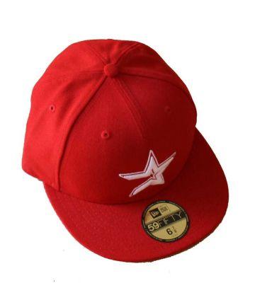 New Era Leag Bas MLB Houston Astros Scarlet/White