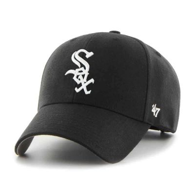 Chicago White Sox Cap Black From 47 Brand