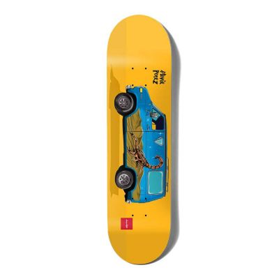 Chocolate Perez Vanner Skateboard Deck 8.5-x-32