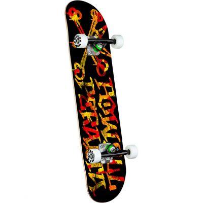 Powell Peralta Vato Rat Leaves Birch Skateboard - 7.5 X 28.65