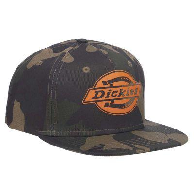 Dickies Oakland Cap Camo/Orange