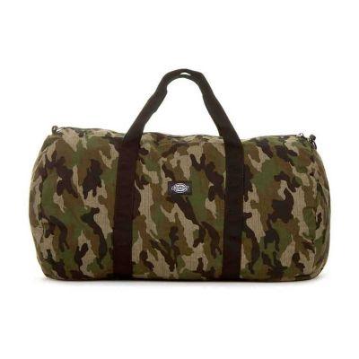 Dickies Austin Holdall Duffel Bag Camo