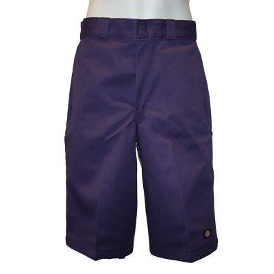 """Dickies 13"""" Work Shorts Mid Purple"""
