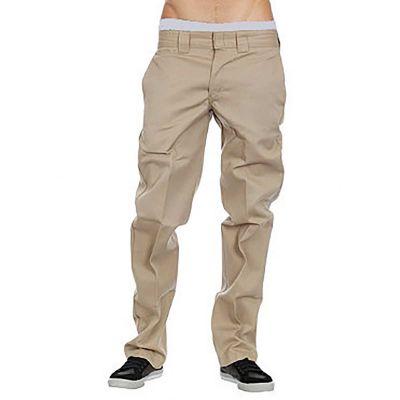 Dickies 873 Bukser / Slim Straight Work Pant Khaki