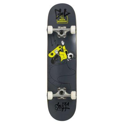 Enuff Skully Black Skateboard 7.75 x 31