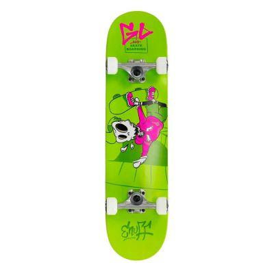 Enuff Skully Green Skateboard 7.75 x 31