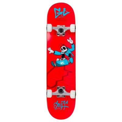 Enuff Skully Red Skateboard 7.75 x 31