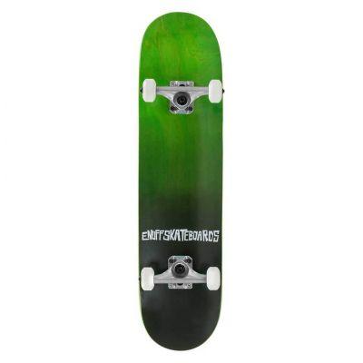 Enuff Fade Skateboard 7.75 Green