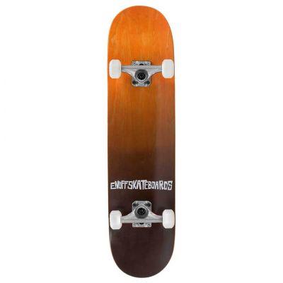 Enuff Fade Skateboard 7.75 Orange