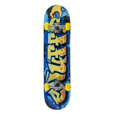 Enuff Graffiti II Skateboard Yellow