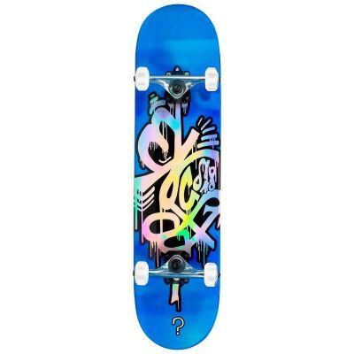 Enuff Hologram Blue Skateboard