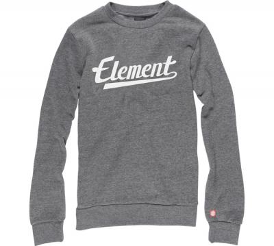 Element Signature Crew Grey Heather