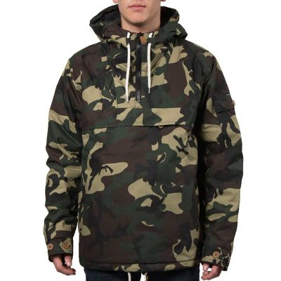 Dickies Anorak Milford Camouflage