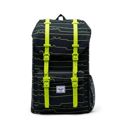 Herschel Little America Backpack Youth Later Gaitor