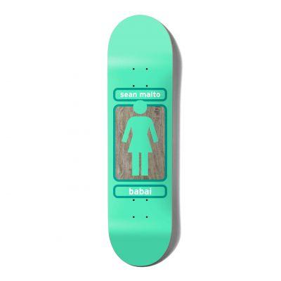 Girl Skateboard Deck Malto 93 Til 7.75 x 31.125