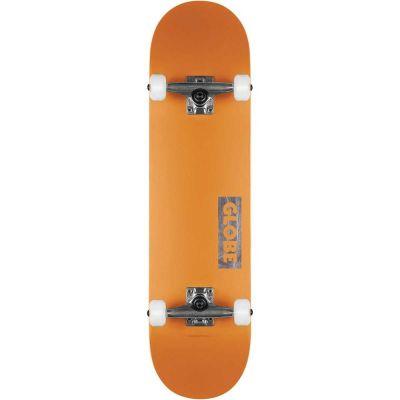 """Globe Goodstock Skateboard Neon orange 8.125"""""""