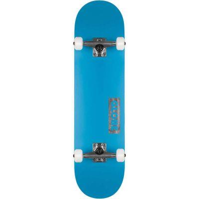 "Globe Goodstock Skateboard Neonblue 8.375"""